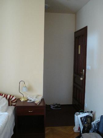 Korona Pension: room inside