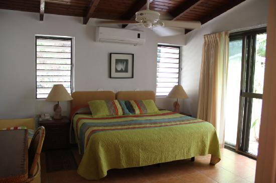 ‪‪Mango Bay Resort‬: camera da letto