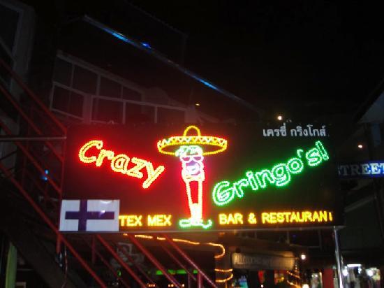 Crazy Gringos Mexican Restaurant: Crazy Gringo's Tex Mex Restaurant