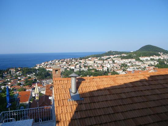 Tatjana's House: View from sun room