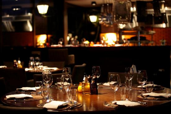 Parrilla Natural : Grill dining room