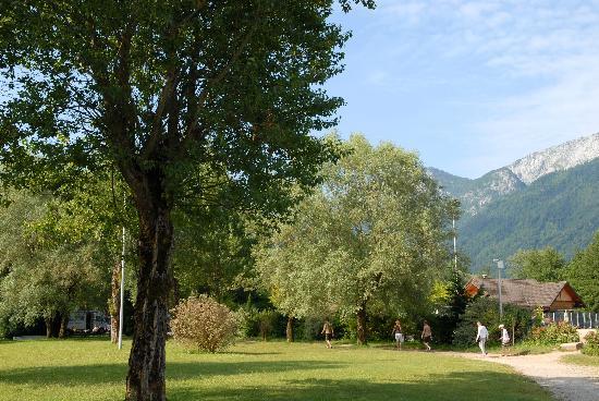 Camping Campéole La Nublière : nature