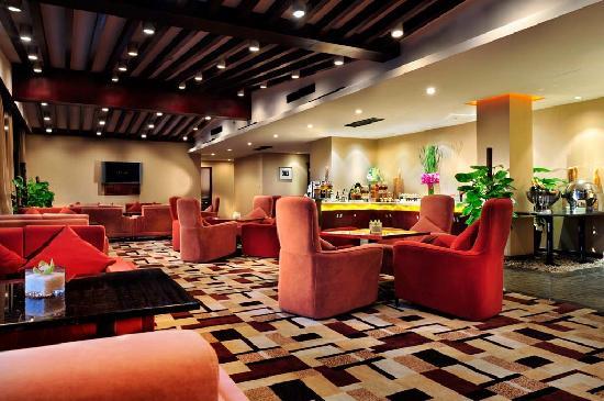 ฮางโจว์ ซานนาดู รีสอร์ท: club lounge