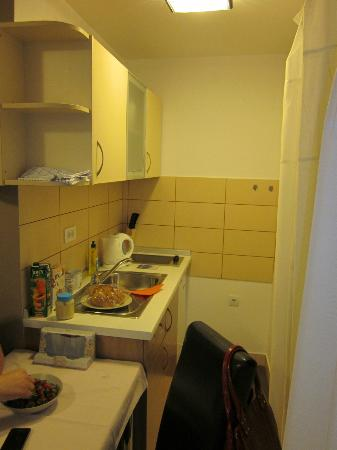Apartments Donat: Kitchen