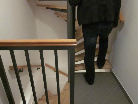 Apartments Donat: Stairs