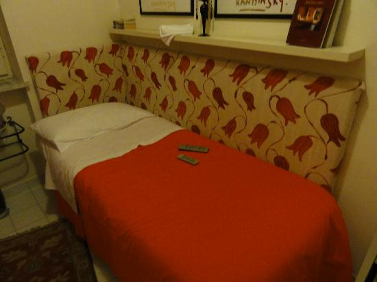 Relais Amore: teeny single room