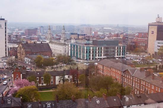 Cheap Hotel Leeds Town Centre