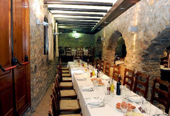 Hotel Restaurant Verdia: Restaurante