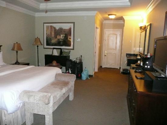Juliet Hotel: room