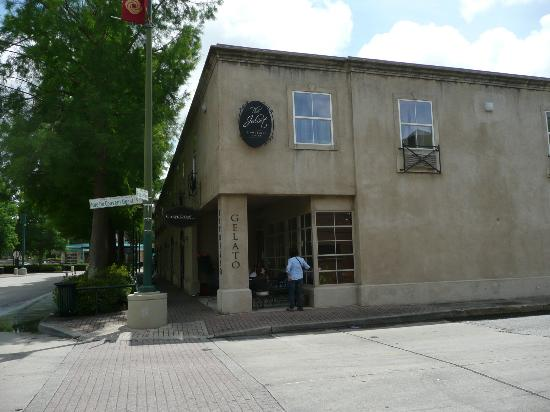 Juliet Hotel: Gelato bar
