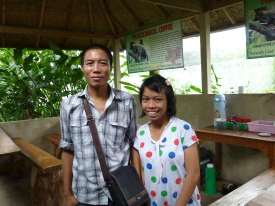 Bali Vacation Driver - Day Tours: Oky at a coffee farm