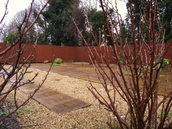 Ashfield Bed & Breakfast: gardens