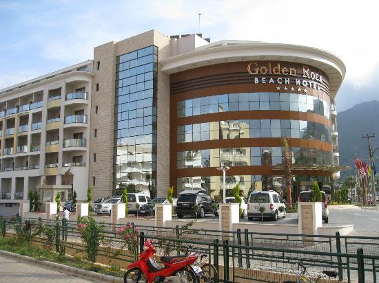 Golden Rock Beach Hotel : Het Hotel