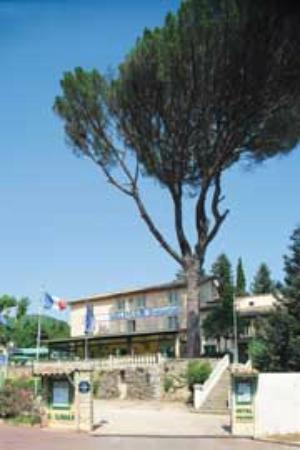Hotel Galimar : Façade