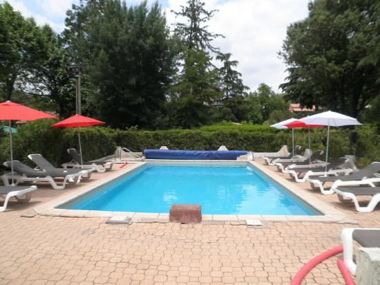 Hotel Galimar : La piscine