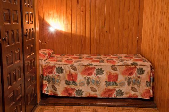 Hotel Eguzki Lore: Tercera cama de la hab.triple