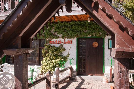 Hotel Eguzki Lore: Entrada