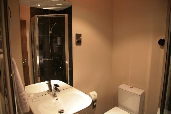 The Buxted Inn Hotel: 1 of our ensuite shower rooms