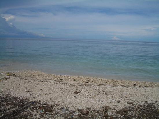 T2 Yukari: 敷地に面したビーチ