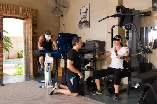 Authenticity Health & Wellness Retreat: Gym