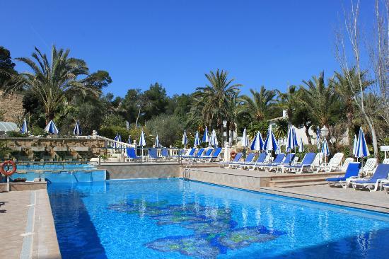 Bahia del Sol Hotel: Außen Pool