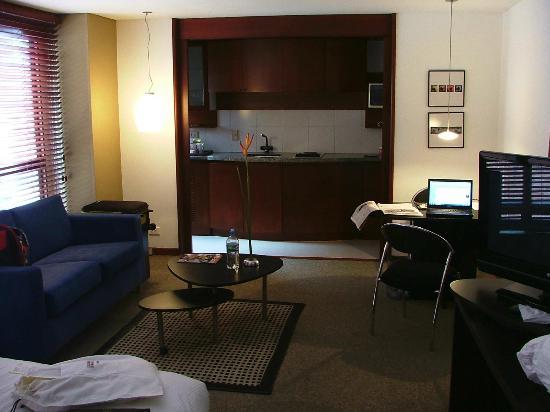 Suites Lugano Imperial: My room - 8th floor