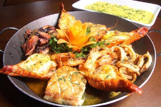 Coco Bambu Sul Restaurante