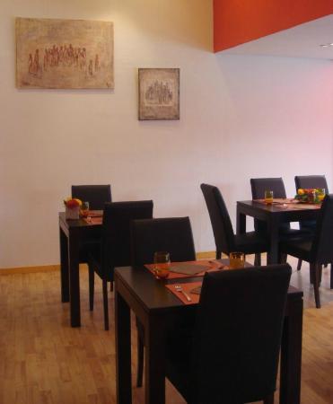 Gourmandy's : salle du restaurant