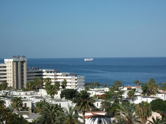 Aparthotel Club Bonanza: view of balcony