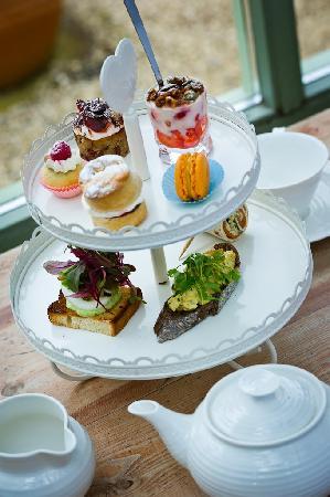 Ragdale Hall Spa: Afternoon Tea