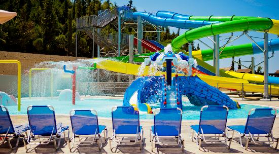 Psalidi, Hellas: Waterslides