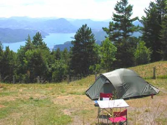 Camping Campéole Le Clos du Lac : nature