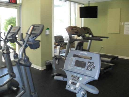 Holiday Inn Orlando – Disney Springs Area: gym
