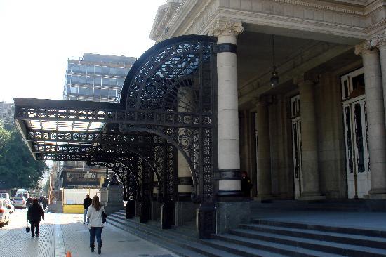 Galerias Hotel: Teatro Colon