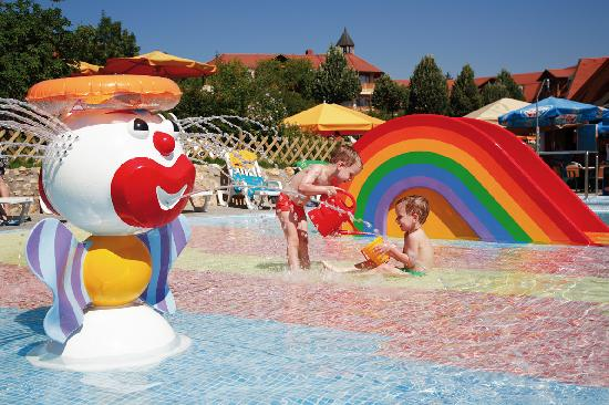 Alsopahok, Hongaria: Baby paddling pool