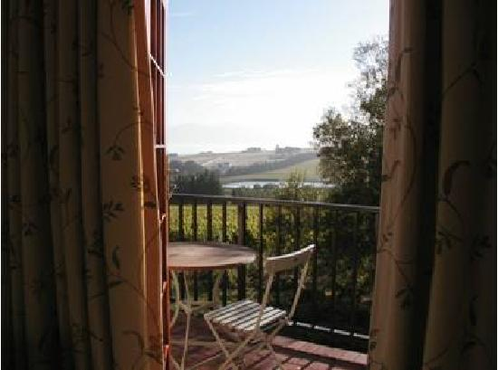 Ridgeback House: View