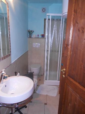 Affittacamere Il Casale : bagno