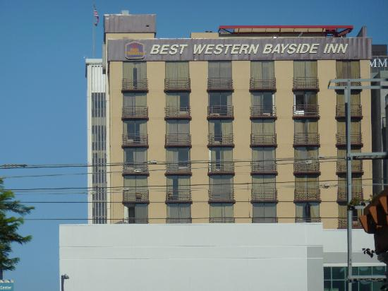 BEST WESTERN PLUS Bayside Inn: exterior of the hotel