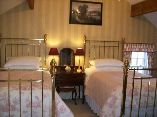 Garden Cottage: Twin Room