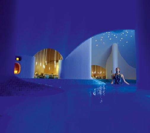 Ragdale Hall Spa: The Candle Pool