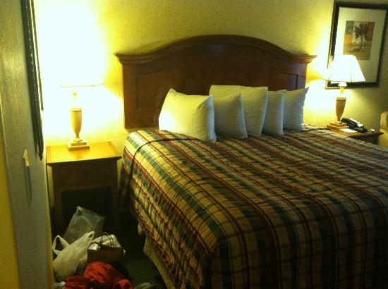 Red Lion Hotel Portland Airport: Room