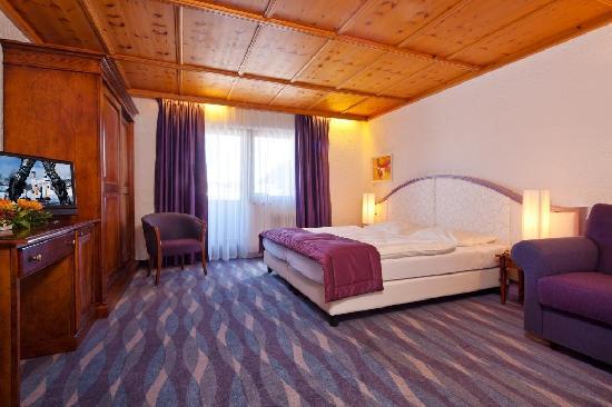Hocheder: Doppelzimmer Rosshütte