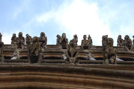 Notre Dame: gargouilles