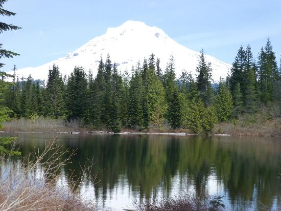 BEST WESTERN Mt. Hood Inn: Mirror Lake Hike near Government Camp