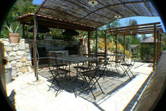 B&B Villa Amaranta - Cinque Terre: Barbecue
