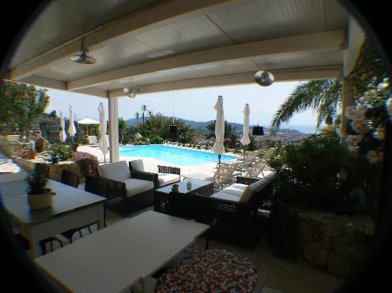 B&B Villa Amaranta - Cinque Terre: Zona colazioni