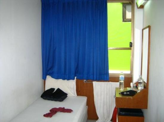New Siam Guest House I: Curtain