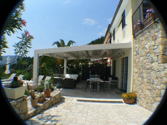 B&B Villa Amaranta: zona colazioni