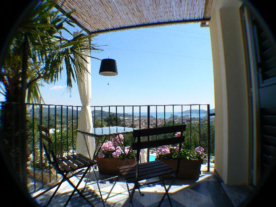 B&B Villa Amaranta: particolare