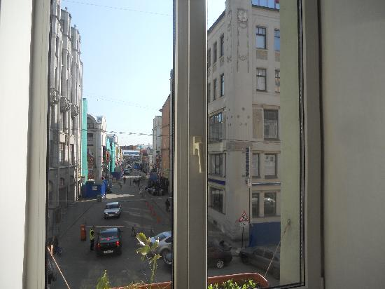 Assembly Pension: View from the window